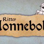 Schriftzug Ritter Wonnebold